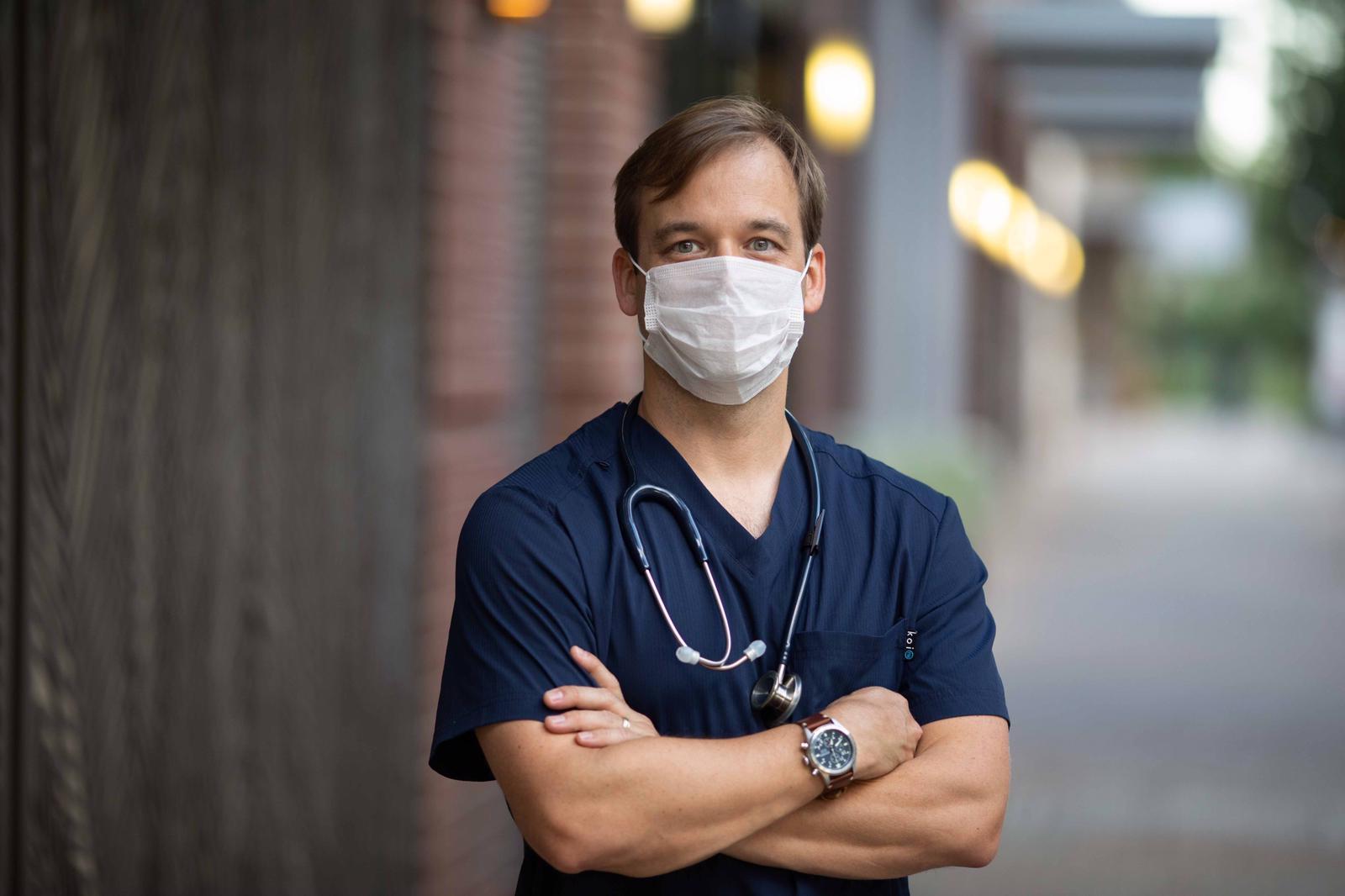 Con COVID-19 tu salud y seguridad es más importante que nunca.