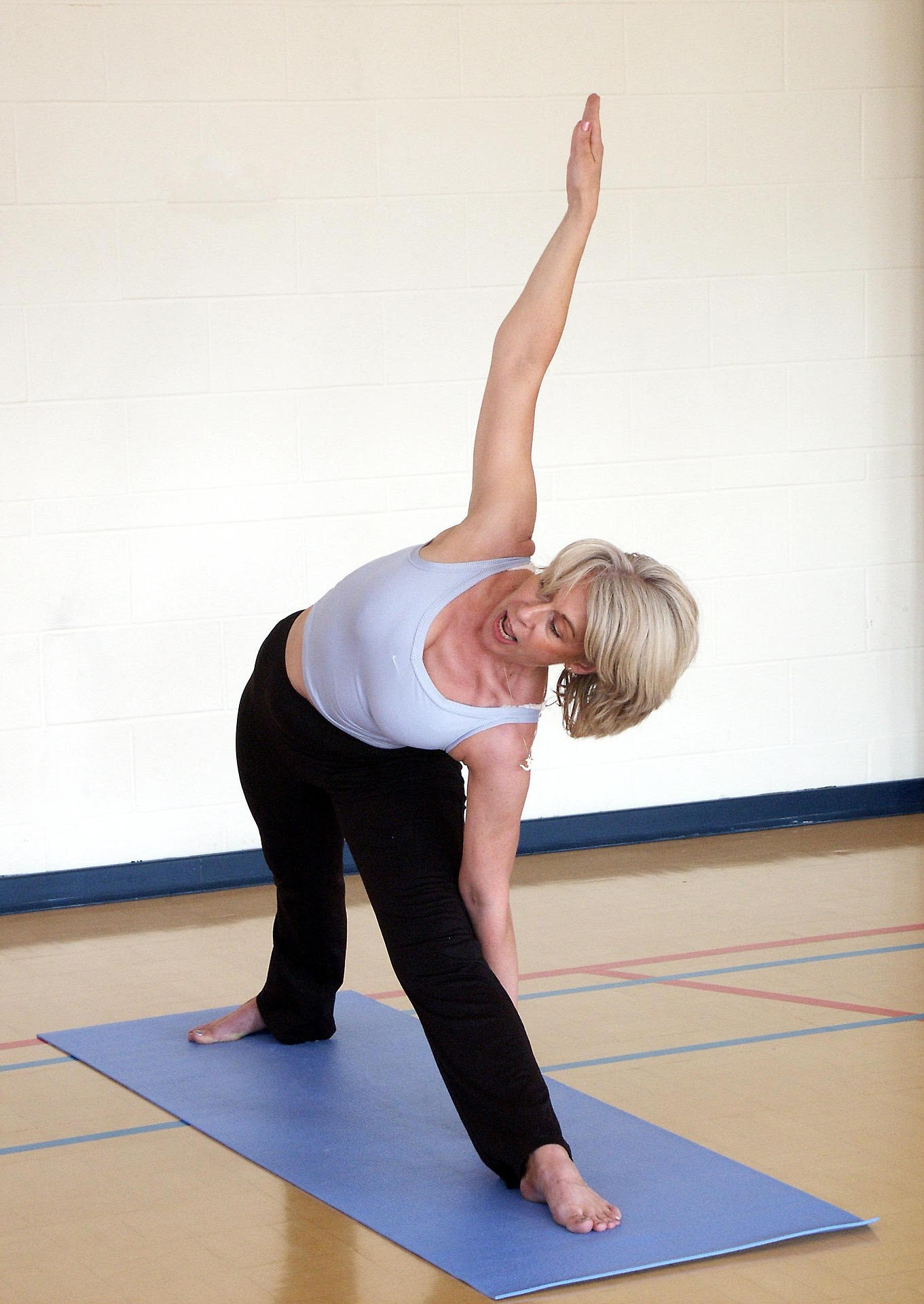 Balance Training and Fall Prevention: